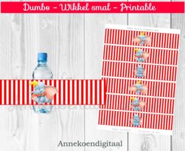 Dombo Wikkels Rood