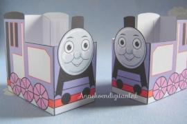 Rosie de trein traktatie