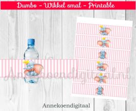 Dumbo Wikkels Roze