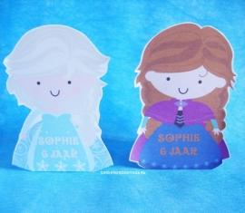 Frozen Anna en Elsa traktatie