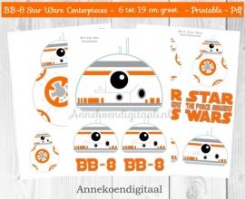 BB-8 Star Wars Centerpieces