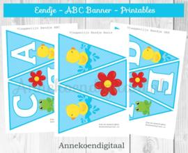 Eendje ABC Banner
