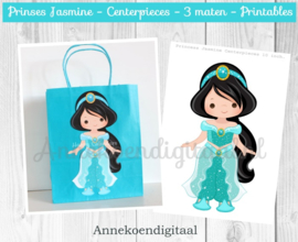 Prinses Jasmine Centerpieces