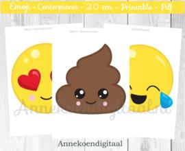 Emoji Centerpieces GROOT