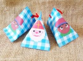 Sinterklaas pepernoten cadeautje
