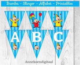 Bumba Alfabet Slinger