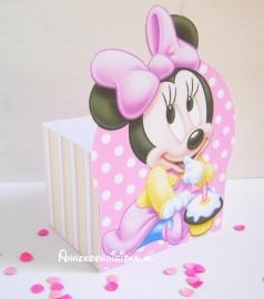 Minnie Mouse 1ste Traktatie