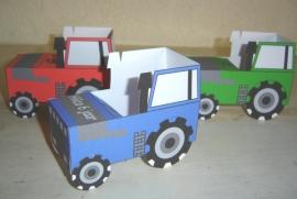 Tractor traktatie