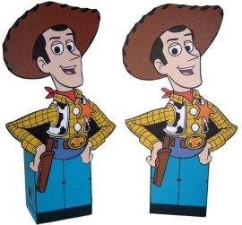 Toy Story Woody traktatie