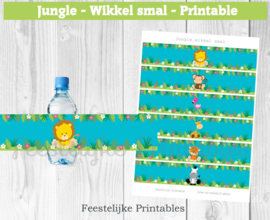 Jungle Wikkels smal