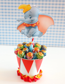 Dumbo Feest decoratie