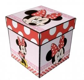 Minnie Mouse Polka Dot thee bonbon doosje