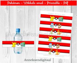 Pokemon Wikkels klein