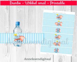 Dumbo Wikkels Blauw
