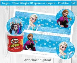 Frozen Mini Pringles Wikkels