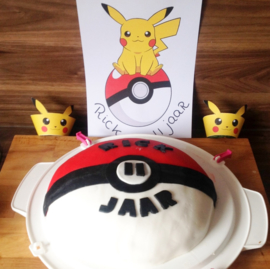 Pokemon GO Pokeball Pikachu Centerpieces