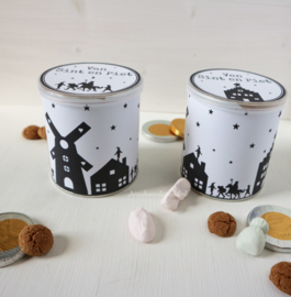 Sinterklaas Mini Pringles Wikkels