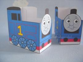 Thomas de trein traktatie in kleur
