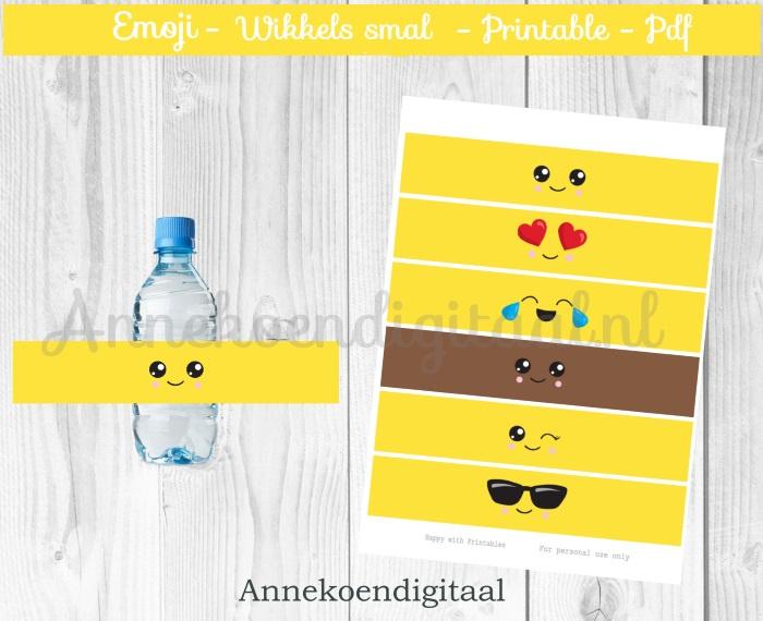 Emoji Wikkels