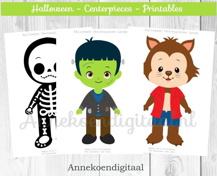 Halloween Centerpieces