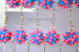 Display  oorhangers 12 paar    134