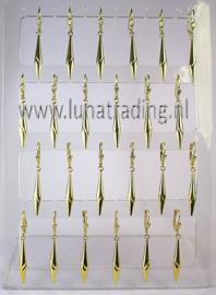 213  Display hangers 12 paar