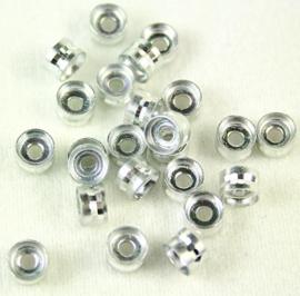 Spacer aluminium 24 stuks