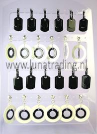 205  Display hangers 12 paar