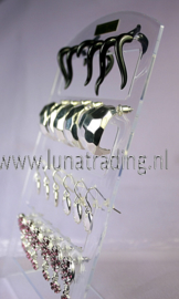 Display  oorhangers 12 paar    151