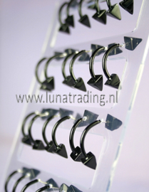Display  oorhangers 12 paar    128