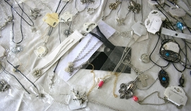 50 stuks ketting met hanger