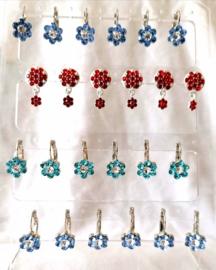 206 Display hangers 12 paar  italiaans design