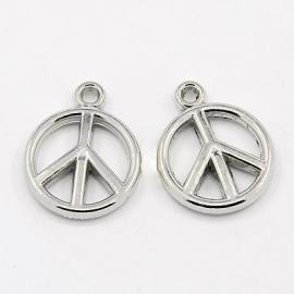 Vredes teken CCB 10 stuks