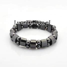 Hematiet armband