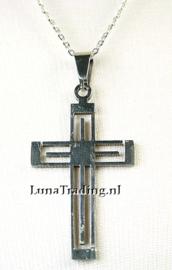 2003 RVS ketting met hanger M/V