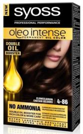SYOSS Oleo Intense 4-86 Fluweelbruin