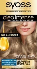 SYOSS Oleo Intense 8-05 beige blond