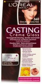 L'Oréal Casting Crème Gloss 360 Cherry Black