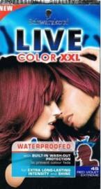 SCHWARZKOPF LIVE Color 45 Red Violet