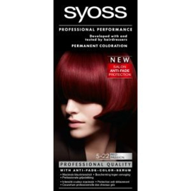 SYOSS 5-22 red passion