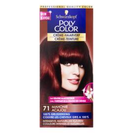 Poly Color nr 71 mahonie acajou