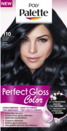 SCHWARZKOPF POLY PALETTE Perfect Gloss 110 glossy zwart