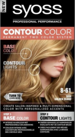 SYOSS Contour Color 8-61 Diva Goudblond