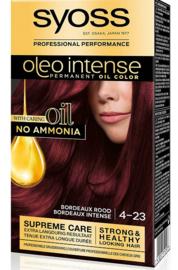 SYOSS Oleo Intense nr 4-23 bordeaux rood/ burgundy rood