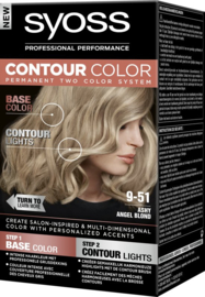 SYOSS Contour color 9-51 engels blond - ashy angel blond