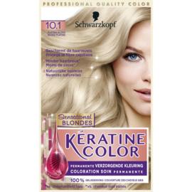 SCHWARZKOPF Kératine Color 10.1 Platina Blond