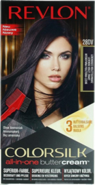 Revlon Colorsilk Buttercream 28DV Levendig violet zwart