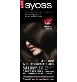 SYOSS 3-1 donker bruin
