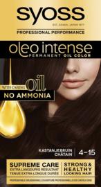 SYOSS Oleo Intense 4-15 kastanjebruin