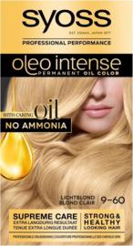 SYOSS Oleo Intense 9-60 Lichtblond